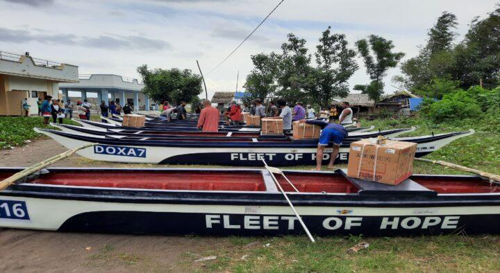 Fleet of Hope Awarding