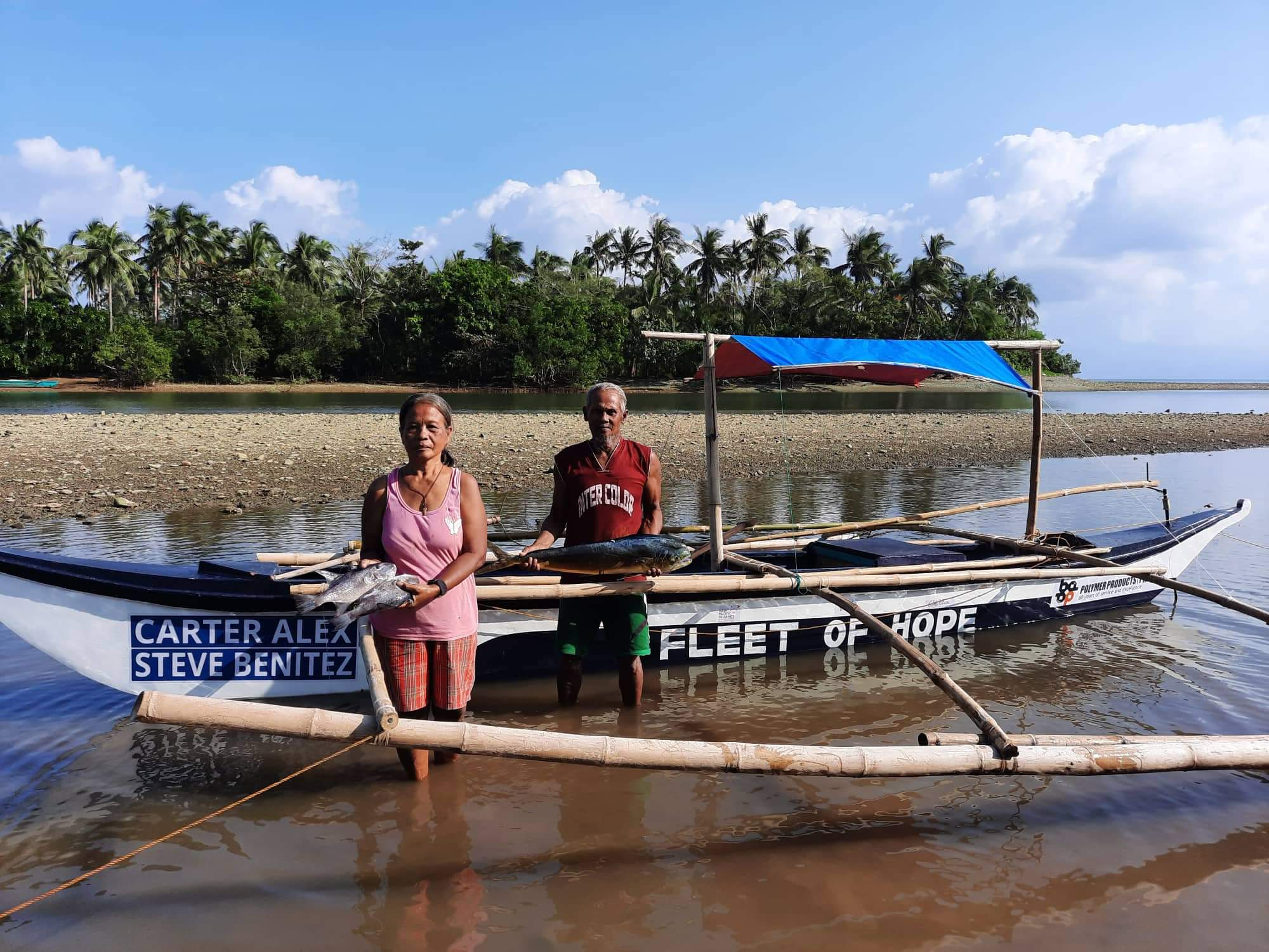 Keeping Hope Afloat for Bicol Fishing Communities
